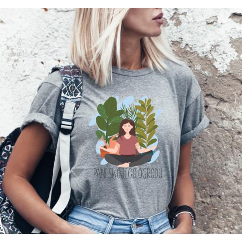 T-shirt lady SZARA Pani...