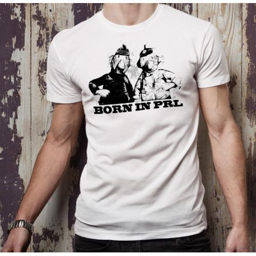T-shirt oversize DTG Born...