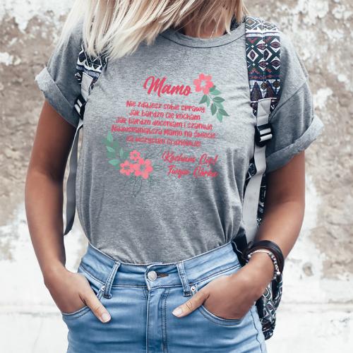 T-shirt lady SZARA Mamo...
