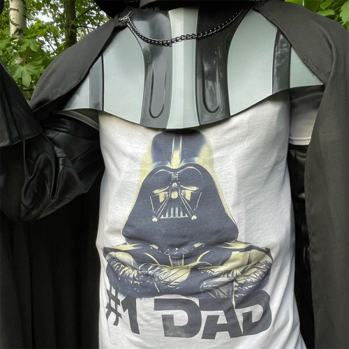 T-shirt oversize DTG Dad...