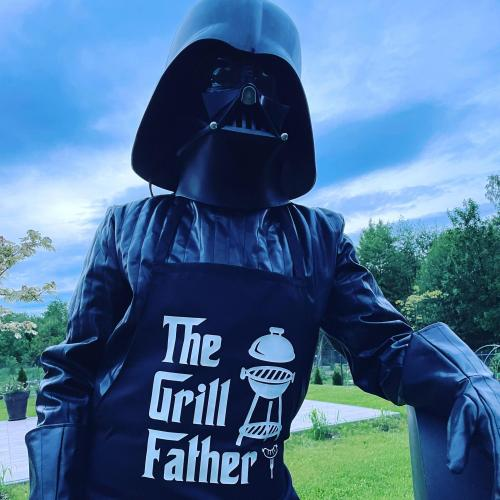Fartuch taty THE GRILL FATHER