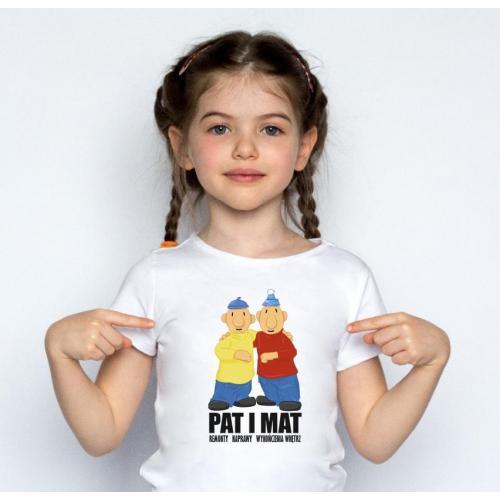 T-shirt kids Sasiedzi 3