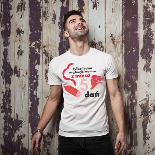 T-shirt oversize DTG Tylko...