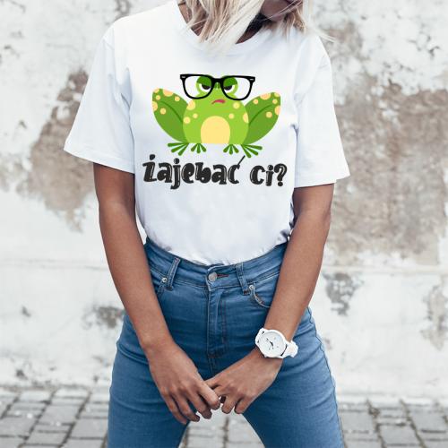 T-shirt lady slim DTG...
