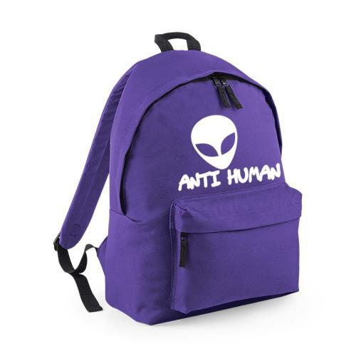 Plecak owal ANTI HUMAN