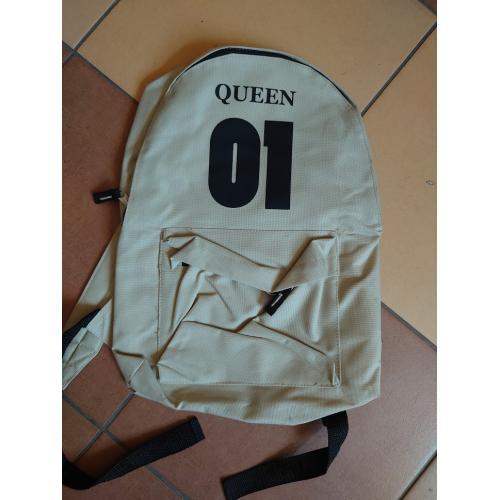 Plecak owal Queen 01 [outlet]