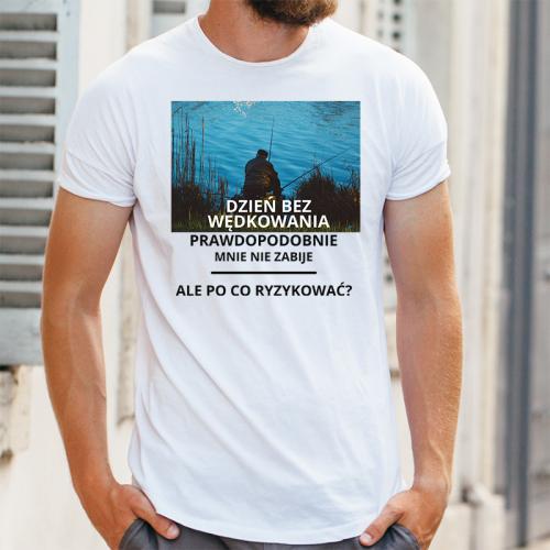T-shirt oversize DTG Dzień...