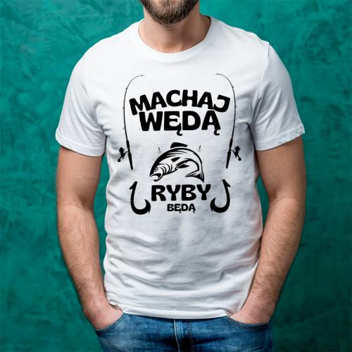 T-shirt oversize DTG Machaj...