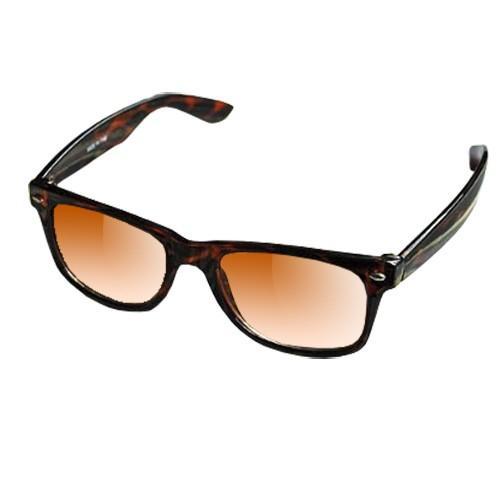 okulary przeciwsłoneczne wayfarer /panterka/
