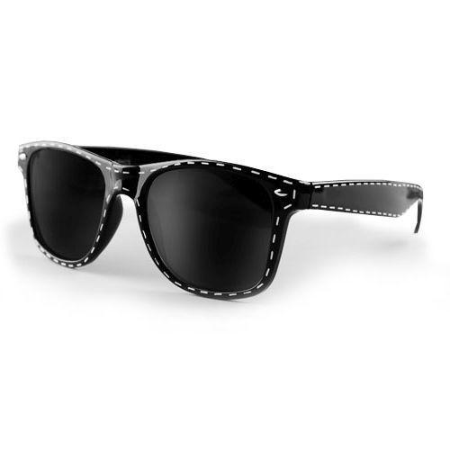 okulary przeciwsłoneczne wayfarer /nitka/