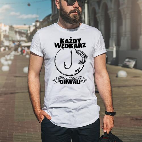 T-shirt oversize DTG Każdy...