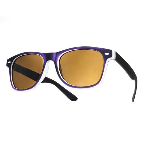 okulary przeciwsłoneczne Rubbi /fioletowe/