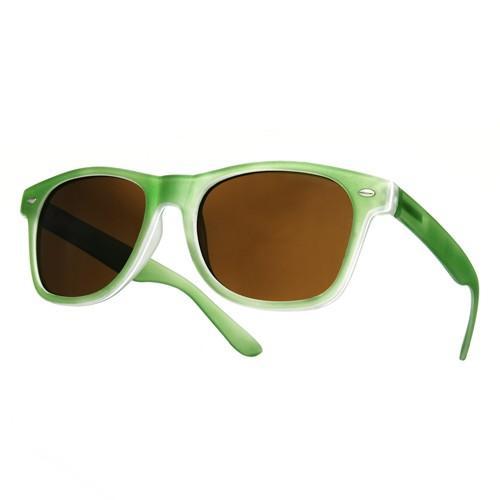 okulary przeciwsłoneczne Rubbi /zielone/