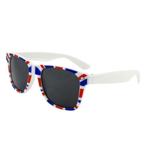 okulary przeciwsłoneczne wayfarer /flaga/
