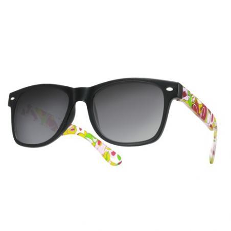 okulary przeciwsłoneczne wayfarer /esy floresy czerw/