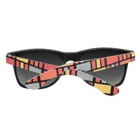 okulary przeciwsłoneczne wayfarer /witraże duo/
