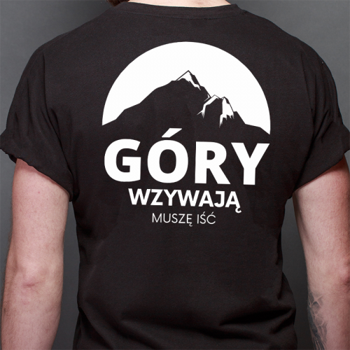 T-shirt Oversize Czarny  ...