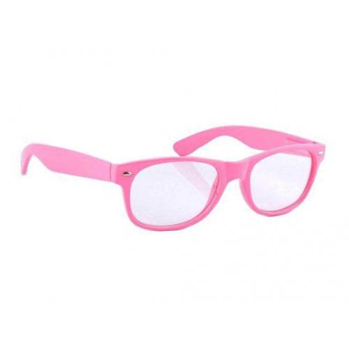 okulary wayfarer Różowe...