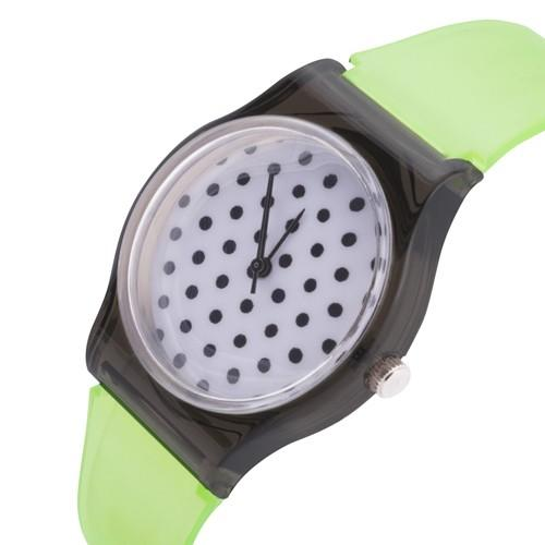 zegarek dots /n. zieleń/