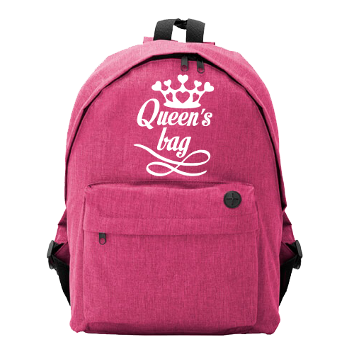 Plecak Owal | Queen's Bag