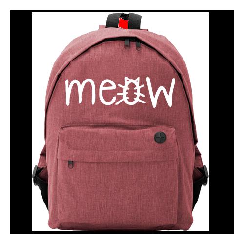 Plecak Owal | Meow