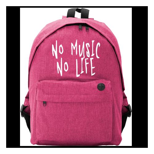 Plecak Owal | No Music No Life