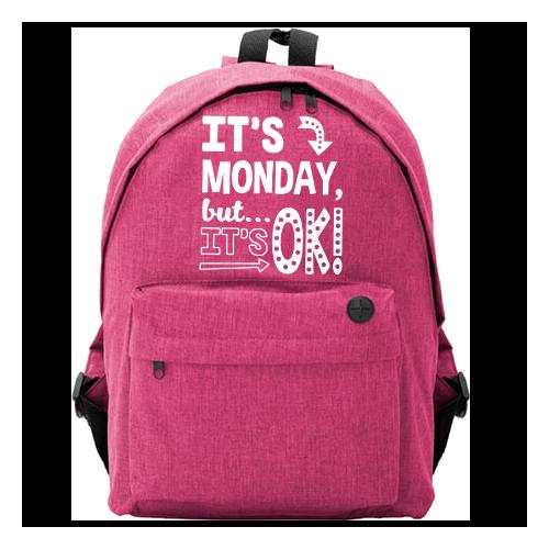 Plecak Owal | It's Monday,...