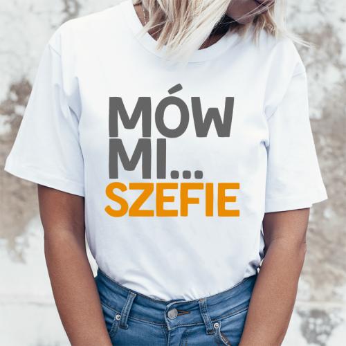 T-shirt Lady DTG | Mów...