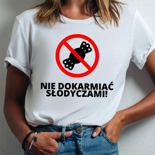 T-shirt Lady DTG | Nie...
