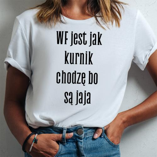 T-shirt Lady DTG | WF jest...