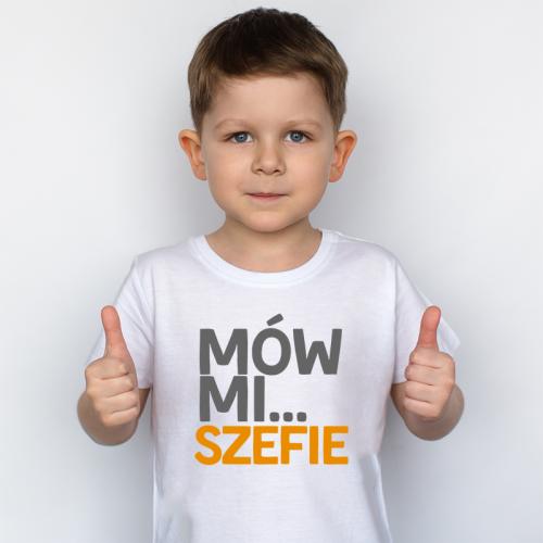 T-shirt Kids DTG | Mów...