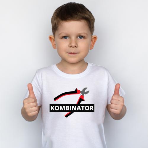 T-shirt Kids DTG | Kombinator