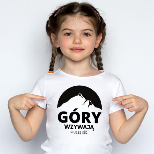 T-shirt Kids DTG   Góry...