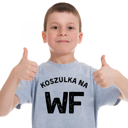 T-shirt Kids Szary |...