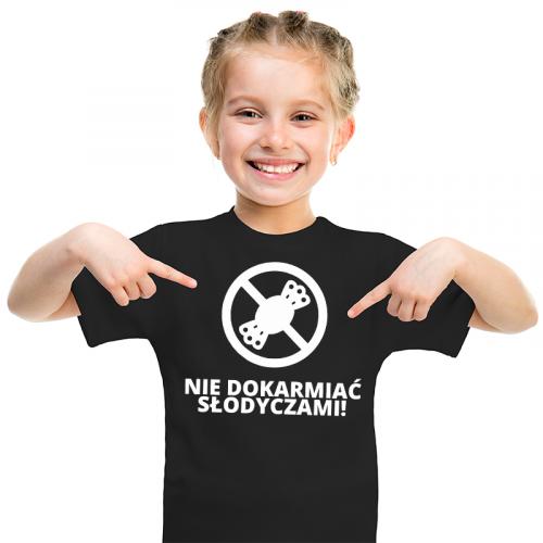 T-shirt Kids Czarny | Nie...