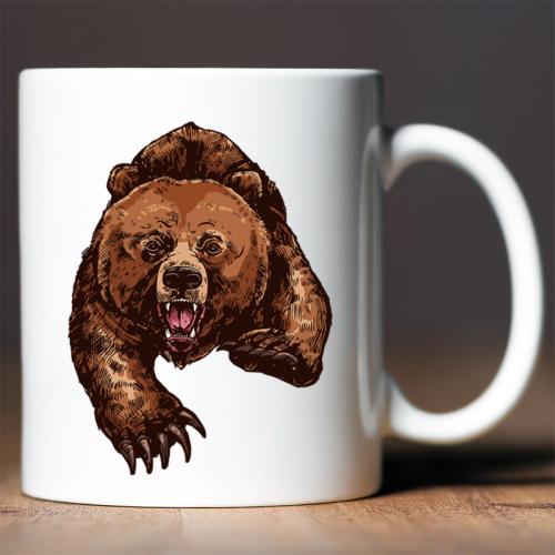 Kubek   Niedźwiedź