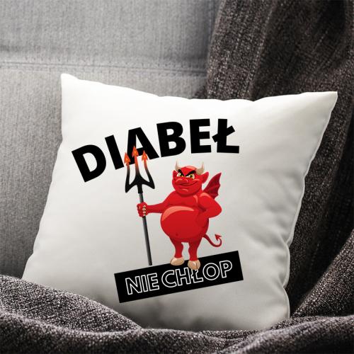 Poduszka | Diabeł nie Chłop