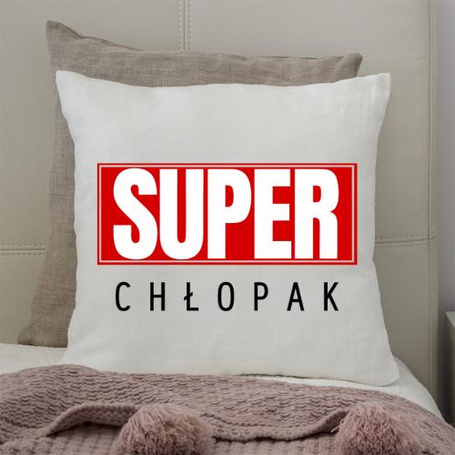 Poduszka | SUPER CHŁOPAK