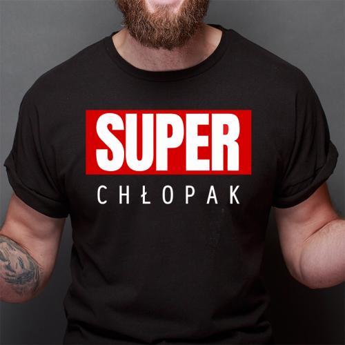 T-shirt Oversize Czarny |...