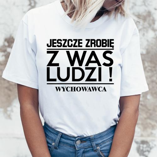 T-shirt Lady DTG | Jeszcze...