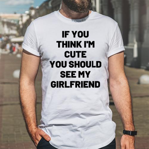 T-shirt Oversize | IF YOU...