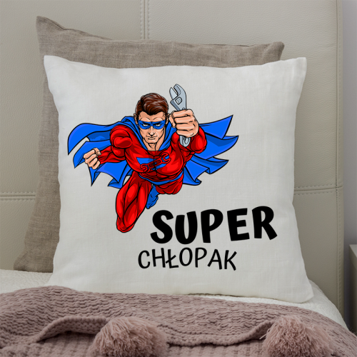 Poduszka | Super Chłopak 4
