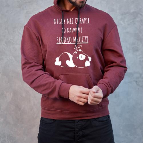 Bluza | Nigdy nie chrapie,...