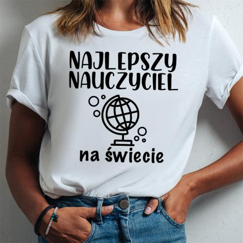 T-shirt lady Najlepszy...