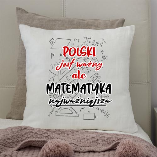 PODUSZKA druk Polski jest...
