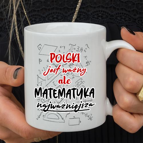 Kubek z nadrukiem Polski...