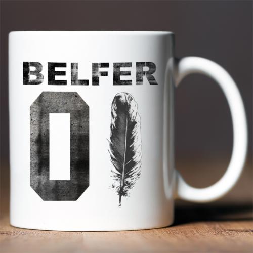 Kubek z nadrukiem Belfer 01