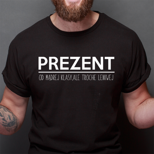 T-shirt Oversize   Prezent