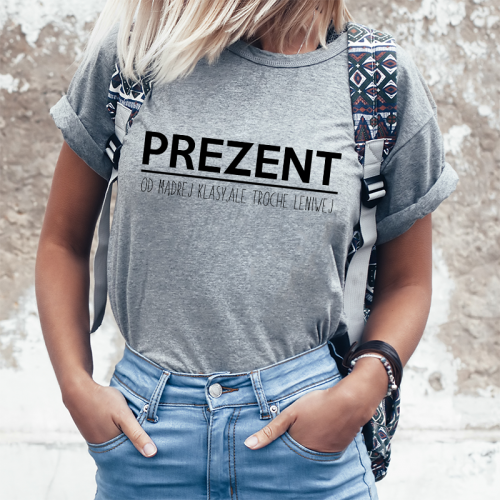 T-shirt Lady | Prezent