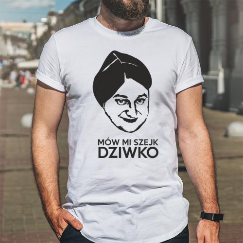 T-shirt Oversize   Mów mi...